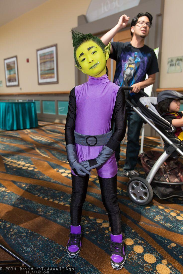 Beast Boy  Cosplay  Costume Tips  Ideas  Disfraz De -7029