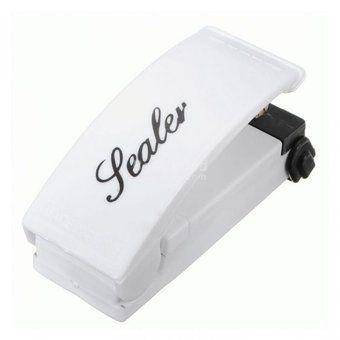 Belanja Gogo Mini Portable Hand Sealer - Perekat Kemasan Plastik - Putih Indonesia Murah - Belanja Selotip di Lazada. FREE ONGKIR & Bisa COD.