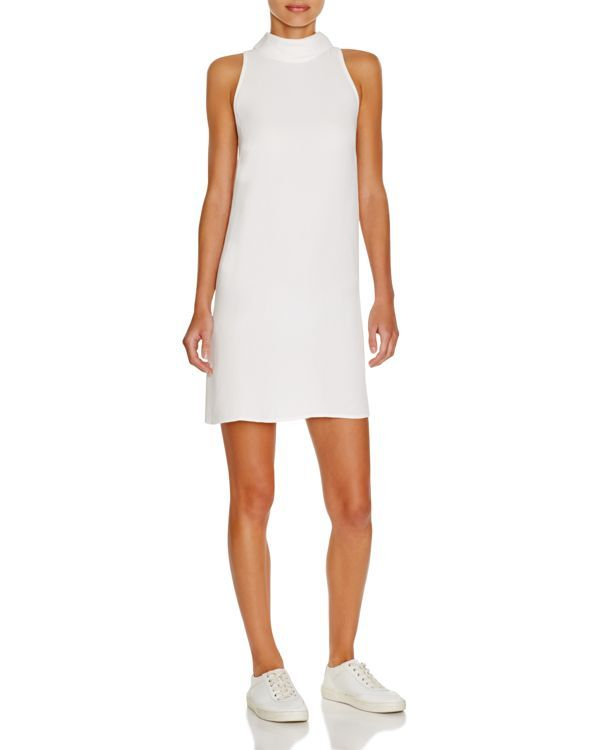 Viktoria + Woods Spellman Mock Neck Dress