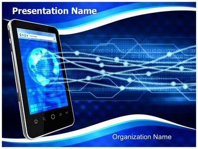 218 best Computer and Networking PowerPoint Templates images on - brain powerpoint template