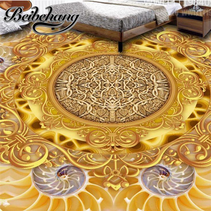 Cheap Beibehang Personalizado creativo de lujo de oro Europea patrón tridimensional 3D autoadhesivas baldosas piso de pintura decorativa, Compro Calidad Fondos de pantalla directamente de los surtidores de China: Beibehang Personalizado creativo de lujo de oro Europea patrón tridimensional 3D autoadhesivas baldosas piso de pintura decorativa