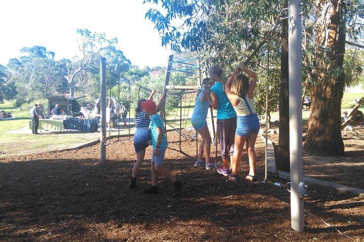 Our students enjoying an afternoon of play at Orana Day