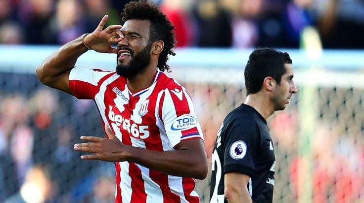 Man United's Romelu Lukaku backed by Jose Mourinho after Stoke miss Maxim Choupo-Moting bagged a brace to force a 2-2 draw and steal a point against Manchester United.   After their draw with Stoke, Craig Burley says Man United must up their game every week if they're to be a powerhouse again.   Jose Mourinho refuses to put too much emphasis on his Man United side dropping points at Stoke. Manchester United manager Jose Mourinho has defended Romelu Lukaku after he missed a chance to secure…