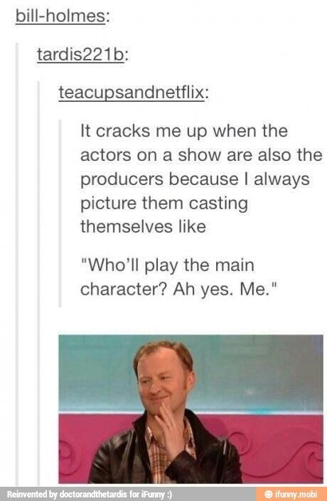 Mark gatiss everyone