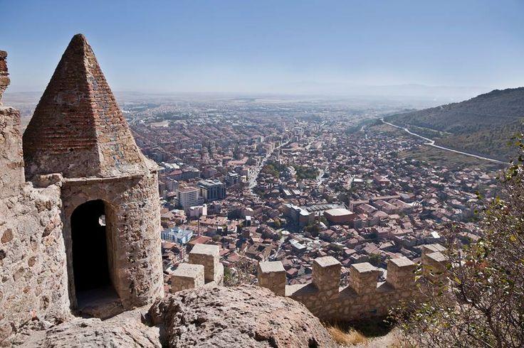 Afyon Karahisar Kalesi