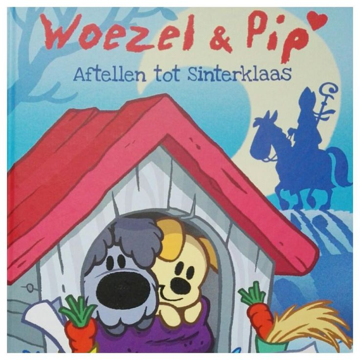 Review | Woezel en Pip aftellen tot Sinterklaas | Guusje Nederhorst