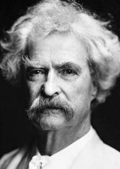 Mark Twain~VEGAN~ (Samuel Langhorne Clemens) (November 30, 1835 – April 21, 1910), American author.