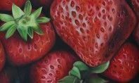 Strawberries by kim sears