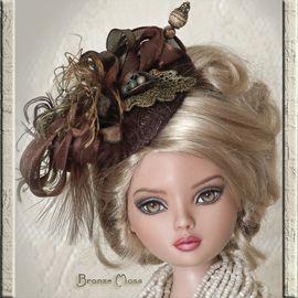 Ellowyne fashion doll hat
