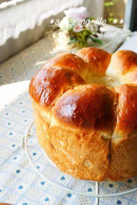 「●♪簡単 ちぎりパン●」菜未♪ | お菓子・パンのレシピや作り方【corecle*コレクル】