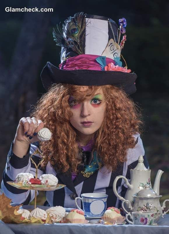 Halloween costume idea - The Hatter from Alice in Wonderland