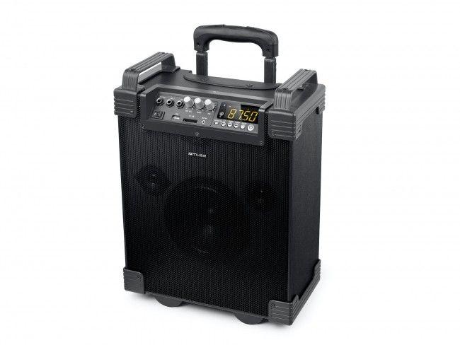 Muse M-1910 T - Karaoke systemen - 123platenspeler.nl