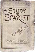A Study in Scarlet - Wikipedia, the free encyclopedia; First pub in book form by Ward & Locke, London, July 1888