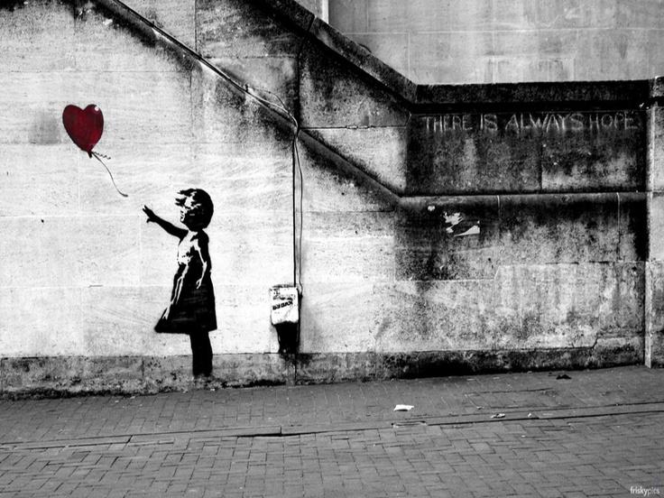 Banksey <3