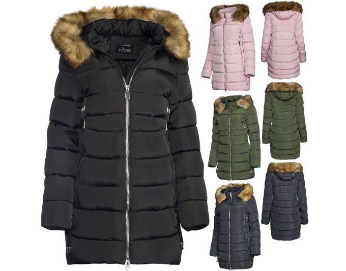 Trisens Damen Winter Parka Fell Kapuze Warm Gefüttert ,Farbe: Rosa, Größe: XXL Jetzt bestellen unter: https://mode.ladendirekt.de/damen/bekleidung/jacken/winterjacken/?uid=2d9fd907-262c-5ead-aaf6-7dd4258c361d&utm_source=pinterest&utm_medium=pin&utm_campaign=boards #winterjacken #bekleidung #jacken