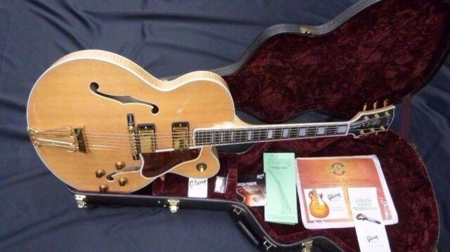 2005 Gibson Custom Shop Byrdland In Natural Inc Gibson Hard Case In Liverpool Merseyside Gumtree Gibson Custom Shop Gibson Guitars Guitar
