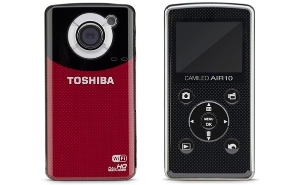 Toshiba Camileo Air10 WiFi camcorder: These 2012, Air10 Wifi, Size Wifi, Favorite Social, Toshiba Camileo, Camileo Air10, Wifi Camcord, August 2012, Camcord Records
