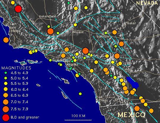 California Earthquake News:New Forecast Boosts Chance Of Mega-Quake In California In The Near Future (photo & video)