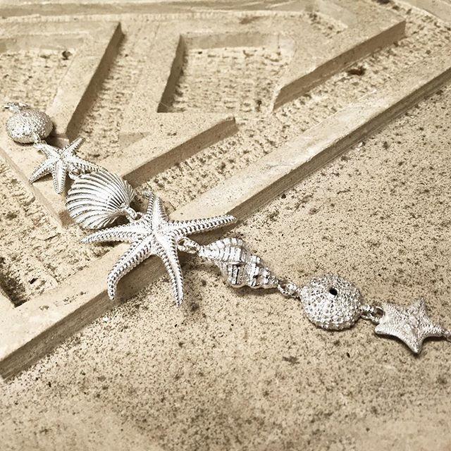 orafitripodiIl tesoro del mare  #orafitripodi  #handmadejewels