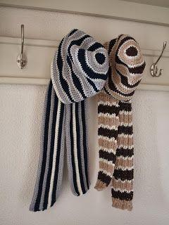 Mutsen en sjaals voor jongens