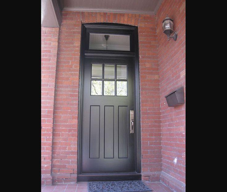 Single Exterior Doors 17 best new house doors images on pinterest | front doors