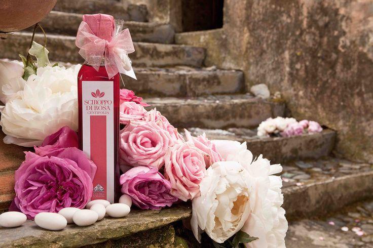 #bomboniere #matrimonio #weddingfavours #sciroppodirose