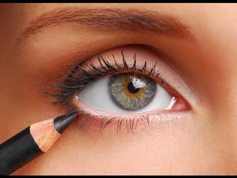 How To Apply Eyeliner For Beginners Pencil - http://www.thehowto.info/how-to-apply-eyeliner-for-beginners-pencil/