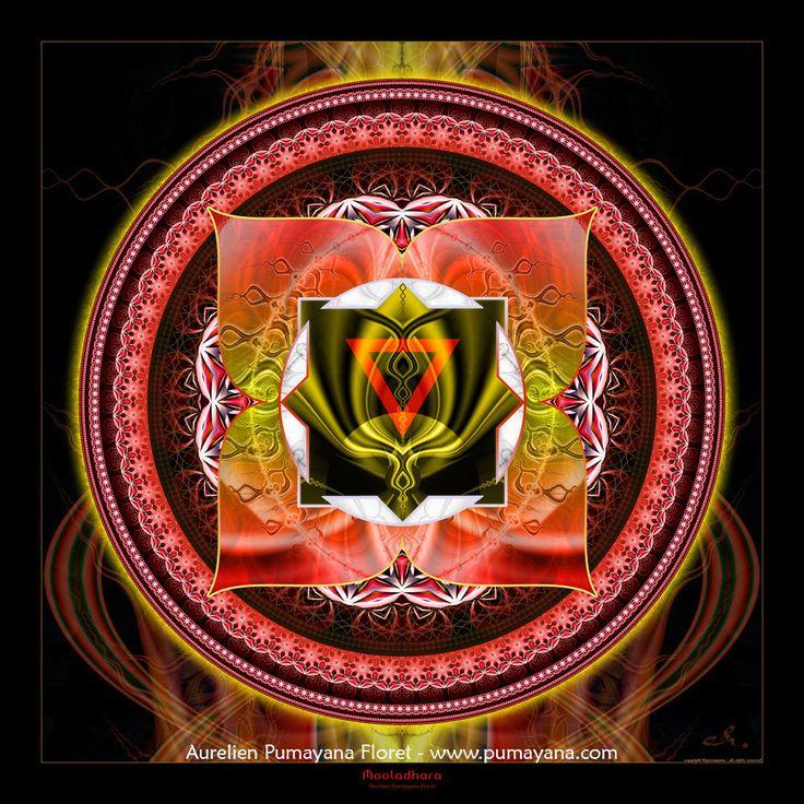 MOOLADHARA, Root Chakra - Tapestry, Wall Hanging - Original Pumayana Visionary Healing Art, Spiritual, Psy, Shamanic, Sacred Geometry Art by Pumayana on Etsy https://www.etsy.com/au/listing/239763043/mooladhara-root-chakra-tapestry-wall