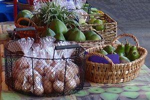 Organic Farmers Market in Old San Juan