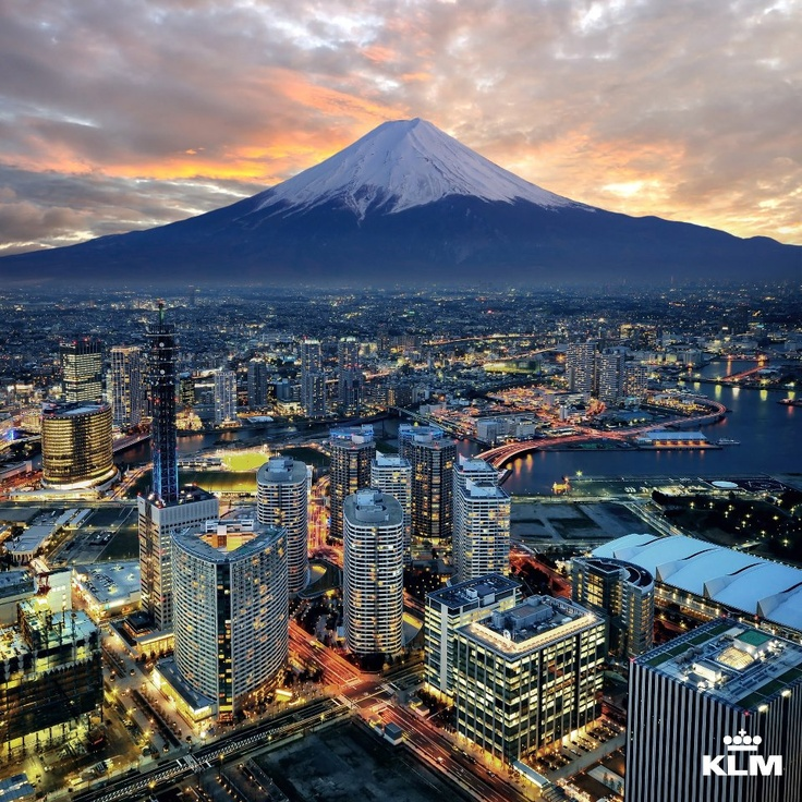 Things to do before I die: Visit Japan and climb Mt. Fugi.