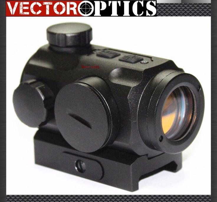 Вектор Оптика Мини 1x20 Тактический 3 MOA Red Dot Scope Голографический Прицел с Quick Release Горе подходит для АК 47 7.62 AR 15 5.56