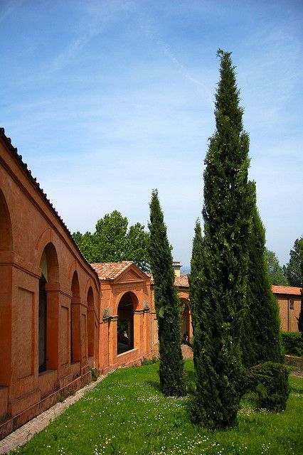 Porticata di San Luca - Bologna, Emilia-Romagna, Italy