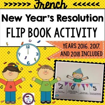 This craftivity is a great activity to do first day back in January!This flap book has four flaps. Students write under each flap their goals, resolutions, improvements and reflections.Comes with two girl clip art and two boy clip art for students to choose.Includes years 2016, 2017, and 2018.This would make a great bulletin board or door display for the month of January.>>>>>>>>>>>>>>>>>>>>>>>>>>>>>>&g...