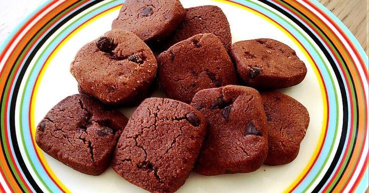 袋1つで簡単10分ザクザクココアクッキー by ★るうまま★ [クックパッド] 簡単おいしいみんなのレシピが243万品