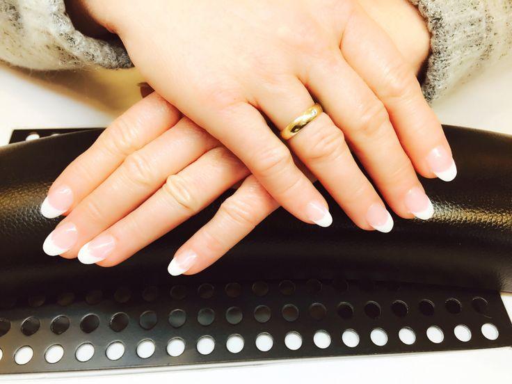 ANC Acrylic Oval Nails by Karyn
