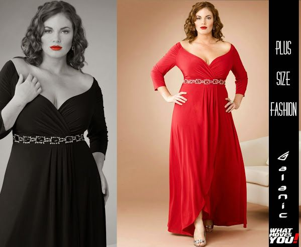 #Embrace Your #Size, And #Doll-Up The Way You Are With #Plus #Size #Clothes @alanic.com