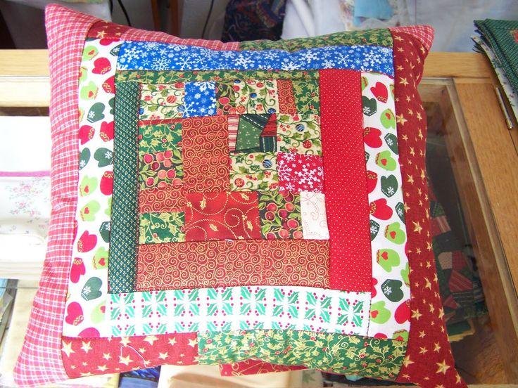 1000 images about ideas para el hogar on pinterest - Cojines de patchwork ...