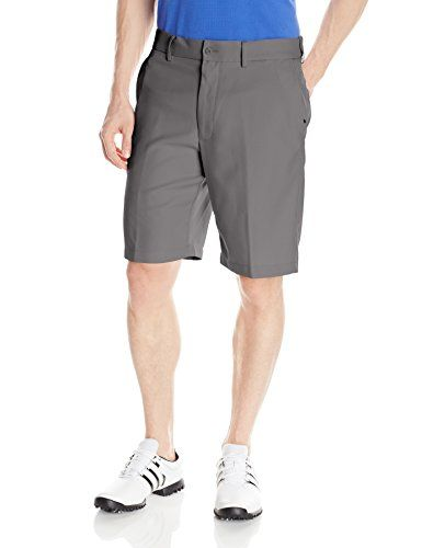 PGA TOUR Men's Expandable Flat Front Short  Easy care: machine washable, maintains its smoothness  Sun flux 50: protects your skin from the sun's harmful rays  Motion flux: innovative seams define range of motion  Expandable waistband: hidden elastic mechanism inside the waist expands and contracts with your movement for extra comfort and flexibility