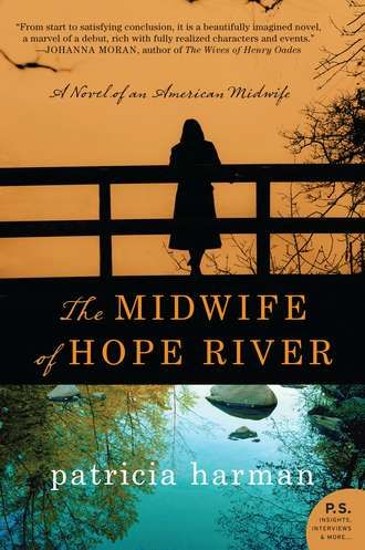 The Midwife of Hope River. Author: Patricia Harman. As a midwife working in the hardscrabble conditions of Appalachia during the Depression, Patience Murphy's only solace is her gift: the chance to escort mothers through the challenges of childbirth. Just beginning, she takes on the jobs no one else wants: those most in need--and least likely to pay. A stirring piece of Americana..