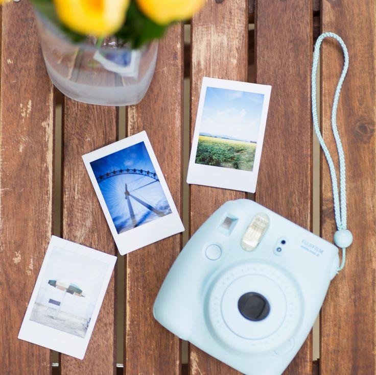 Elena Tee: Review: Instax Mini 8 Fujifilm