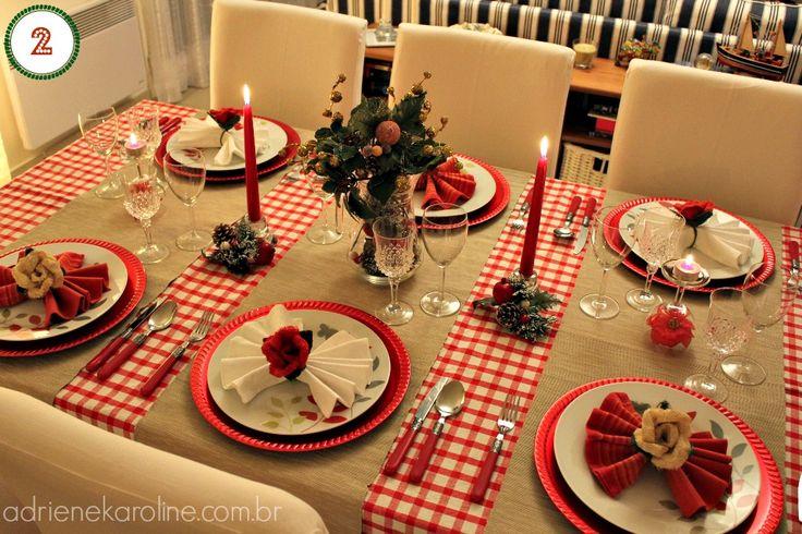 Bom, Natal está chegando e o Blog não poderia deixar passar essa data tão especial.     Nesse post venho trazer #5 ideias para deixar s...