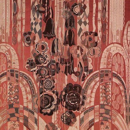 10 best art deco images on pinterest art deco fabric for Art deco fabric