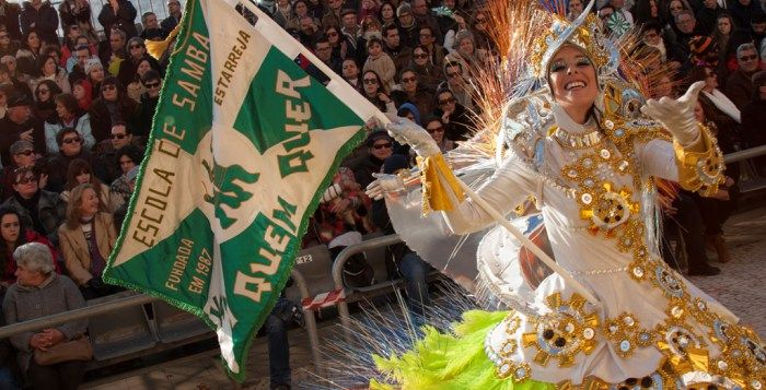 Carnaval de Estarreja: uma festa secular