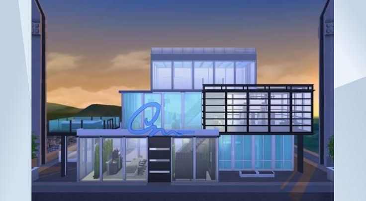 Check out this lot in The Sims 4 Gallery! - #nocc #moo #Fitnesscenter #Nobelviertel #Basketball #hottub #whirlpool #sport #fitness #cityliving #Großstadtleben #modern #clean #chic #luxury #cube #Spaday #style #yoga #meditation #FrolleinCeline #youtube #minimalistic NO reupload please :)