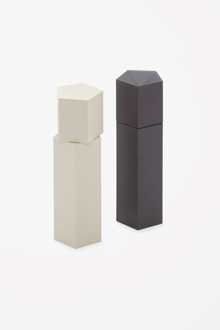 Salt and pepper mill - new kitchen darlings!!!!