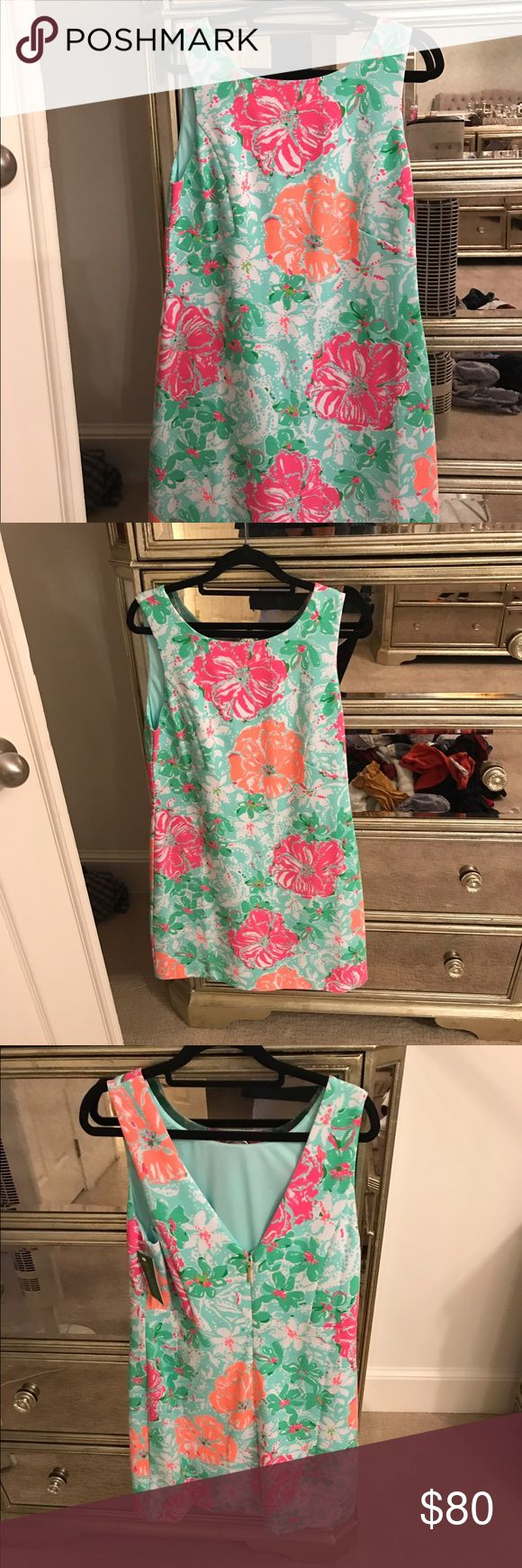 Lilly Pulitzer new with tags dress for sale! I have never worn this. I got this and then just change my mind after a while. The original cost is $178 + tax. Lilly Pulitzer Dresses Mini