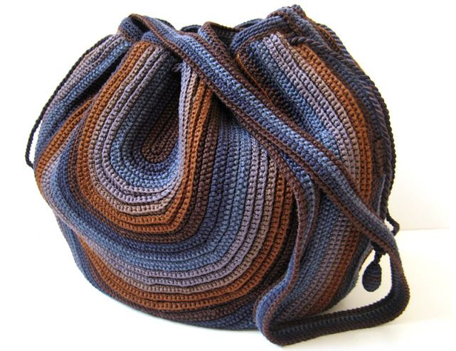 Outstanding Crochet: Crochet bag inspiration