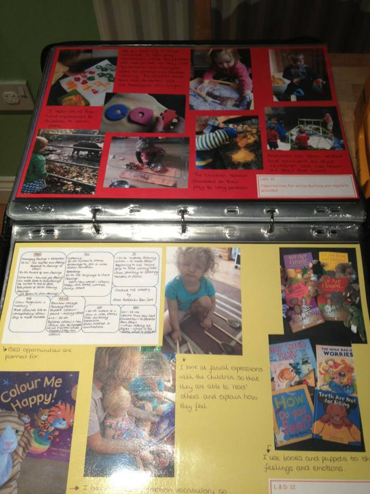15 Best Images About Naeyc Portfolios On Pinterest