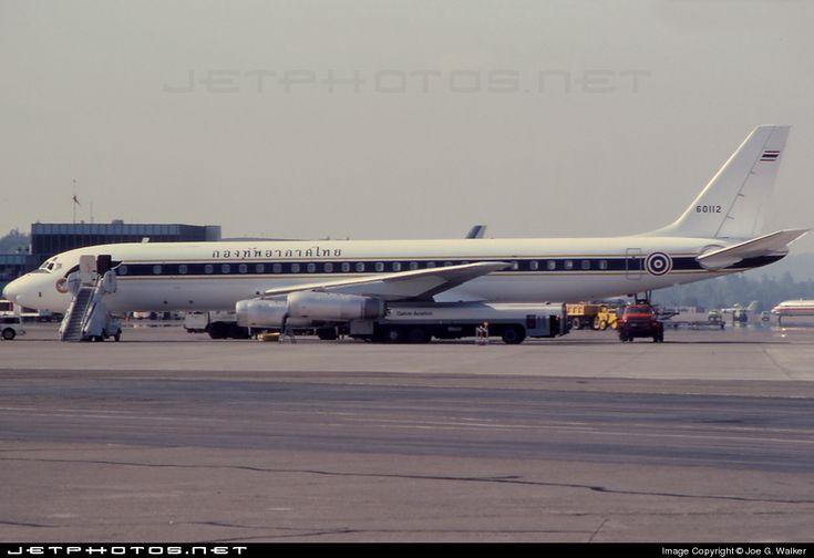 Royal Thai Air Force Douglas DC-8-62(AF)