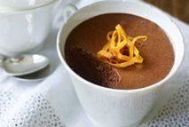 Dark chocolate, orange and cardamom mousse – Recipes – Slimming World